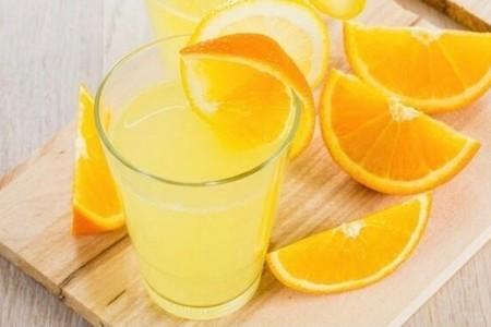 Фото к рецепту: Фанта домашняя из апельсиновых корок