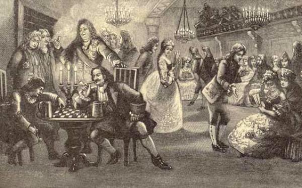История оперы в России. 1672-1731. Музыкальный театр. Часть 2
