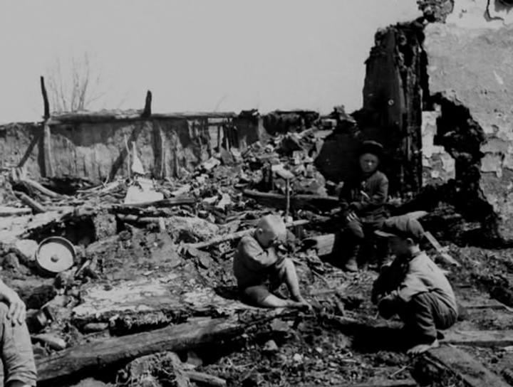 Вяземский котел после войны