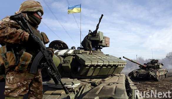 ВСУ открыли огонь по пяти населенным пунктам под Донецком и Горловкой