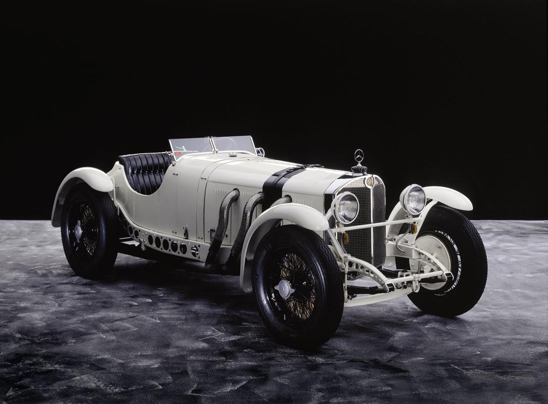 Mercedes-Benz SSKL (1929)