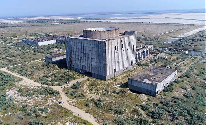Загадка Крымской АЭС: что стало с самой дорогой атомной электростанцией в истории