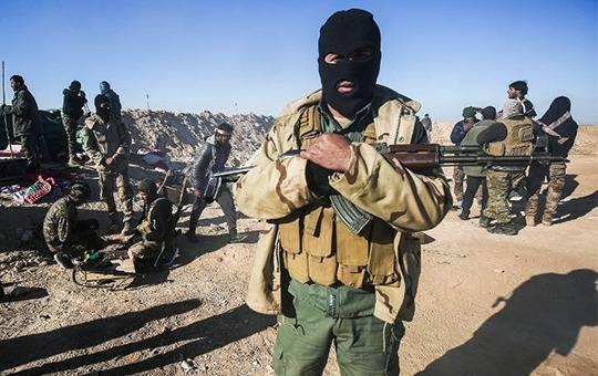 Армия Ирака начала очередное решительное наступление на Мосул