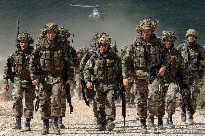 Тысяча военнослужащих США будут переброшены в Польшу