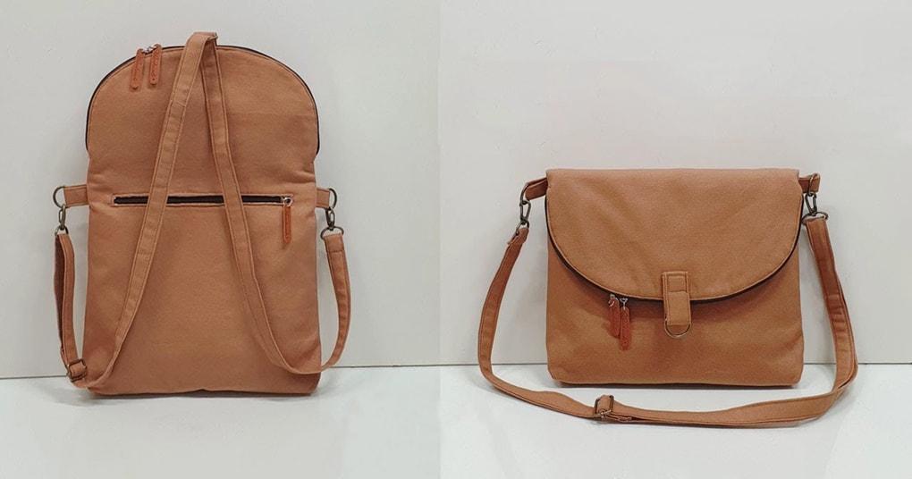 Очаровательная сумка 2 в 1: …