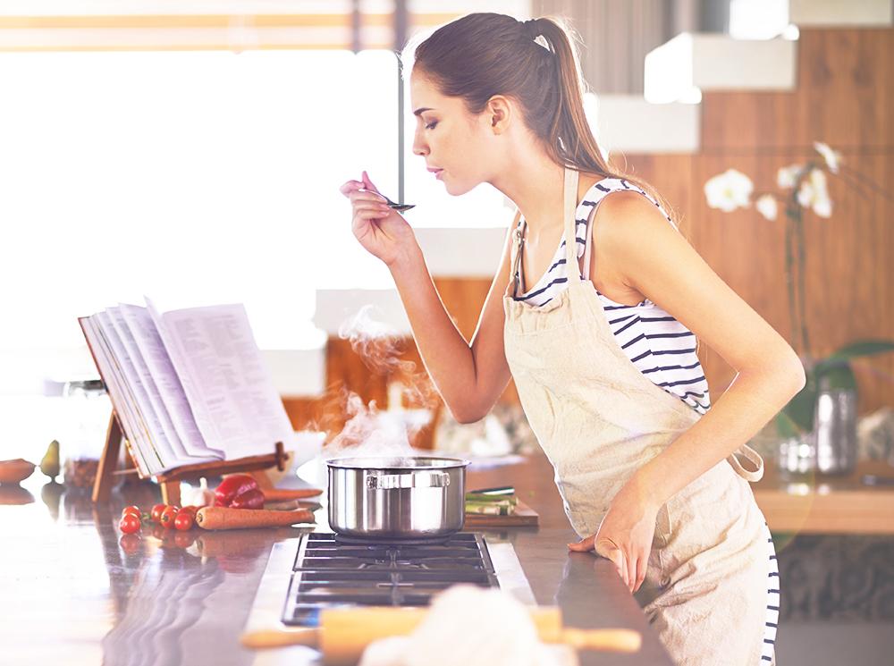 Лучшие кулинарные книги, которые помогут превратиться в повара | Marie  Claire