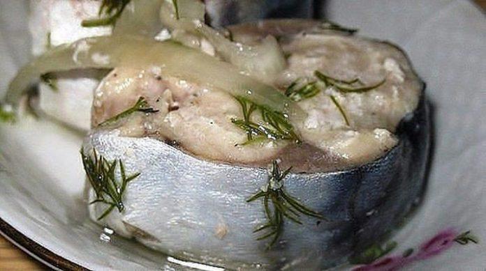 Сагудай из скумбрии — это закуска из рыбы, которая просто тает во рту!