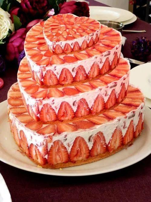 Как сделать вкусный торт на день рождения