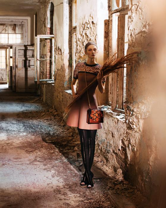 Высокохудожественные фотографии от фотографа Елизаветы Породиной (Elizaveta Porodina).