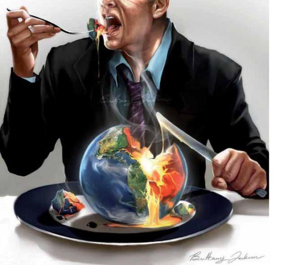 Идеология потребительства разрушает планету. Что дальше?