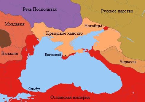 Турция хочет перехватить мятежный Крым до его воссоединения с Россией.