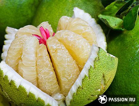 Всё о фрукте помело