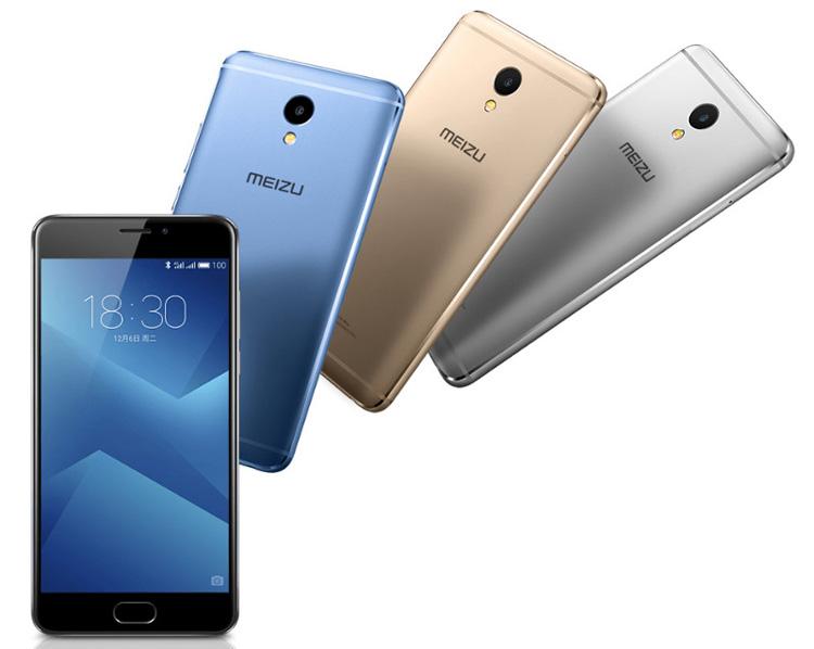 Анонсирован доступный планшетофон Meizu M5 Note с премиум-дизайном