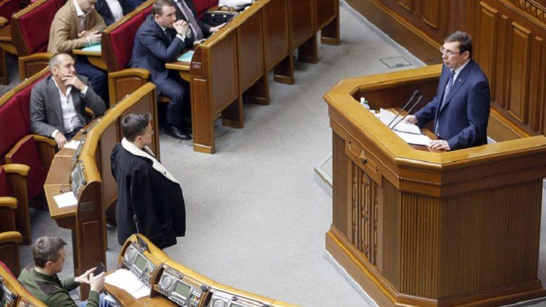 Арест Савченко. Следующая Юля?