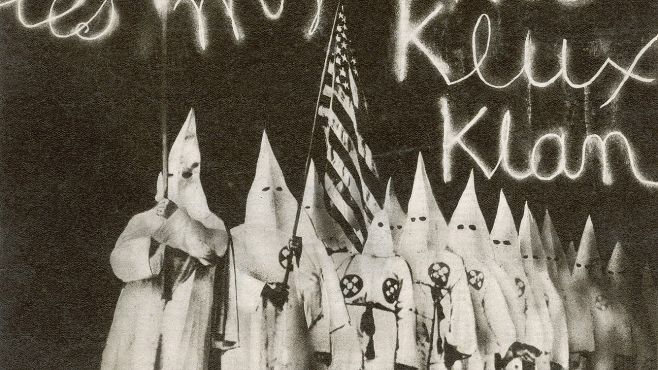 Невидимая империя Юга: история ку-клукс-клана