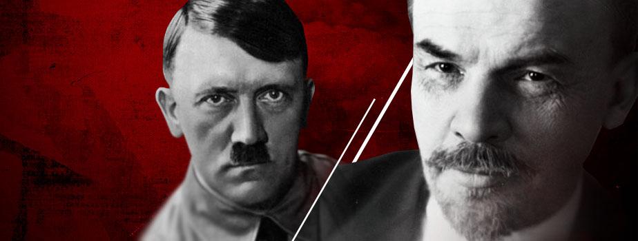 Борис Григорьев. Приравнивая Ленина к Гитлеру, Россия сама себе делает харакири