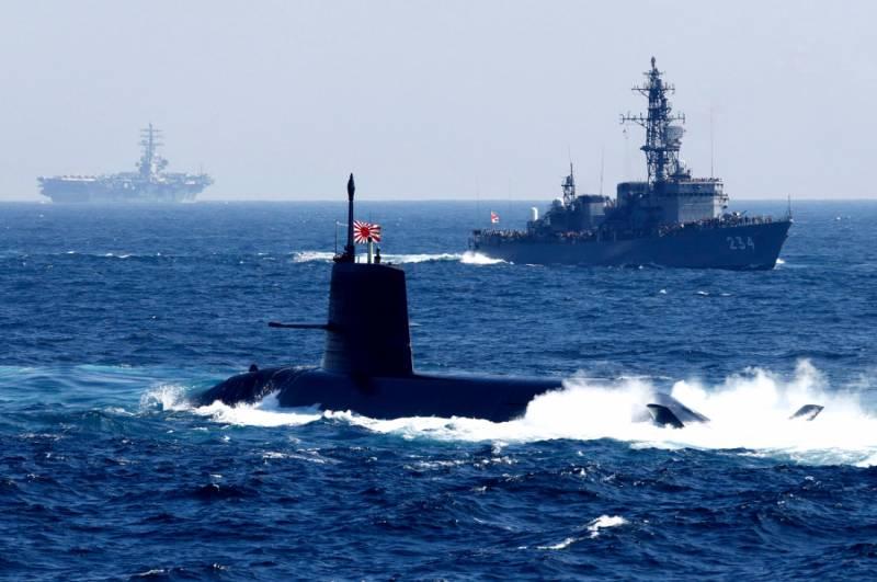 Тихоокеанский флот России «с треском» проигрывает гонку вооружений в АТР. Глобальные проблемы боевой устойчивости