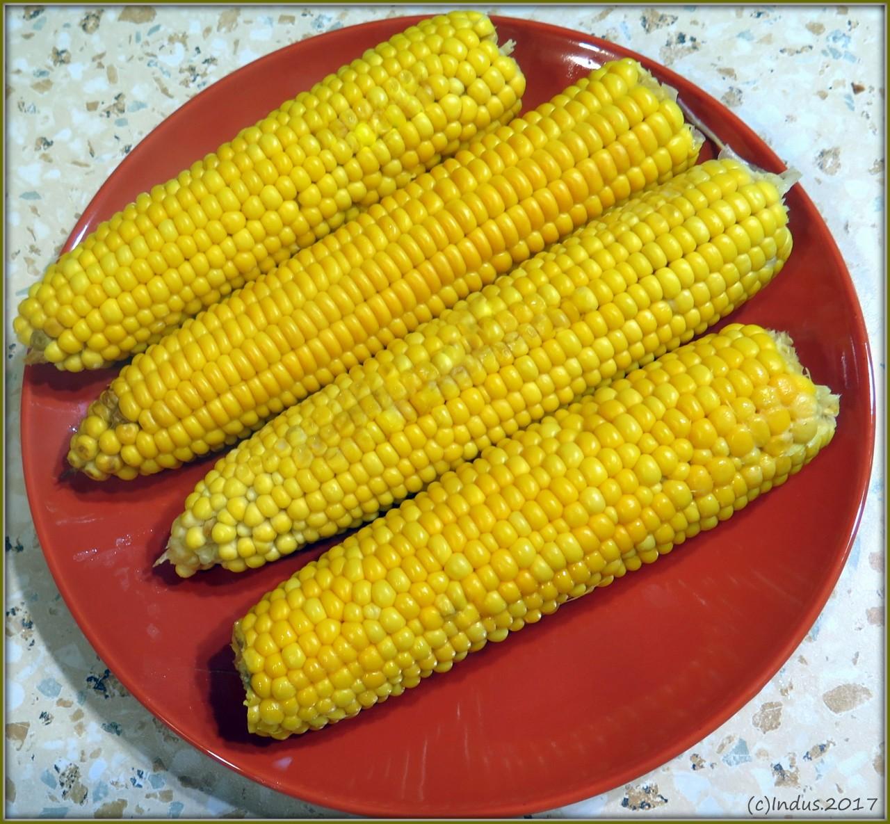 2 легких способа сварить кукурузу в микроволновке за 5 минут! 64