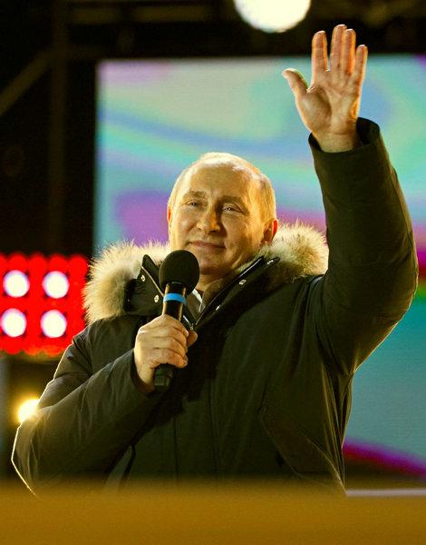 Латинская Америка восхищена победой Путина: «Будущие 6 лет - надежда для всего человечества!»
