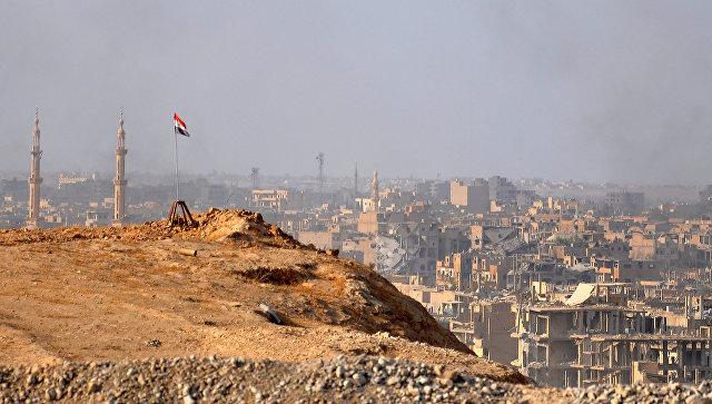 Новости Сирии. Сегодня 7 ноября 2017