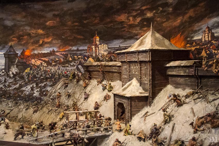 Татаро-монгольского нашествия не было