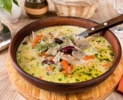 Суп из кролика – доступный деликатес