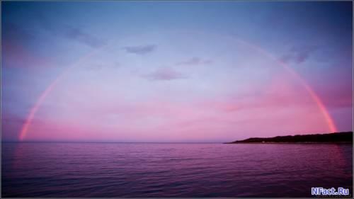 Одноцветная радуга