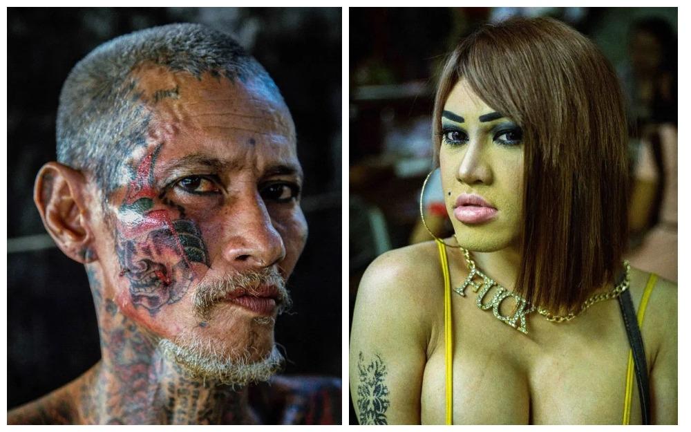 Адские трущобы Бангкока на впечатляющих снимках Сэма Грегга