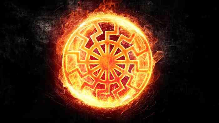 Великое Чёрное Солнце