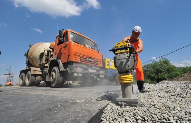 Строительство Керченского перехода оценено в 200 млрд руб.