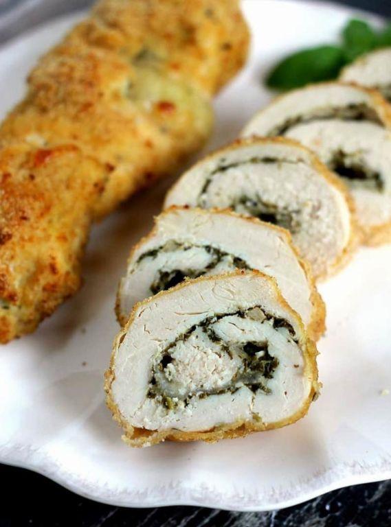 Рулетики из куриной грудки с сыром: рецепты и советы по приготовлению