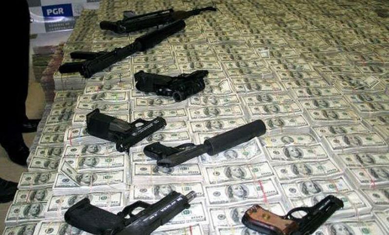 В «гостях» у мексиканского наркобарона