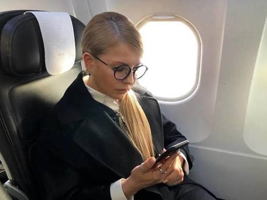 Тимошенко пообещала «безусловно» вернуть Украине Крым и Донбасс