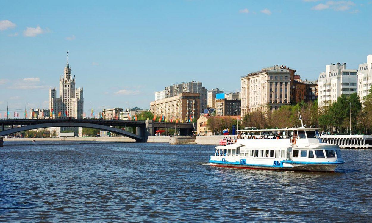 Почему Москва — порт пяти морей?