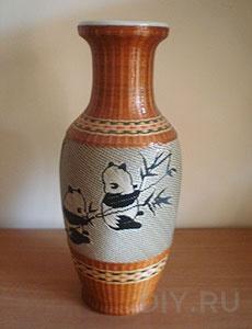 Декоративные вазы. Вазы в интерьере