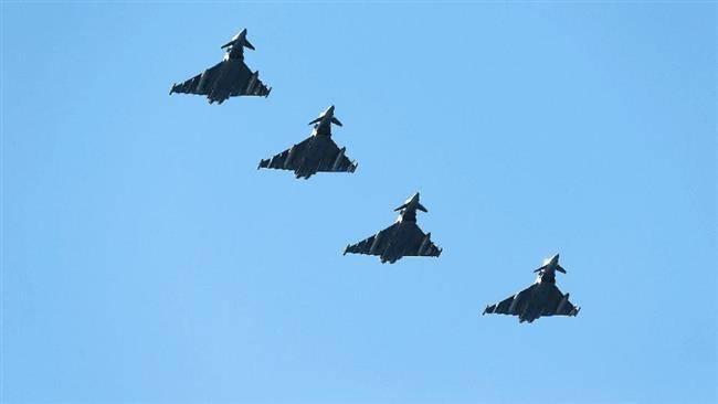 В Финляндии начались крупнейшие учения ВВС НАТО