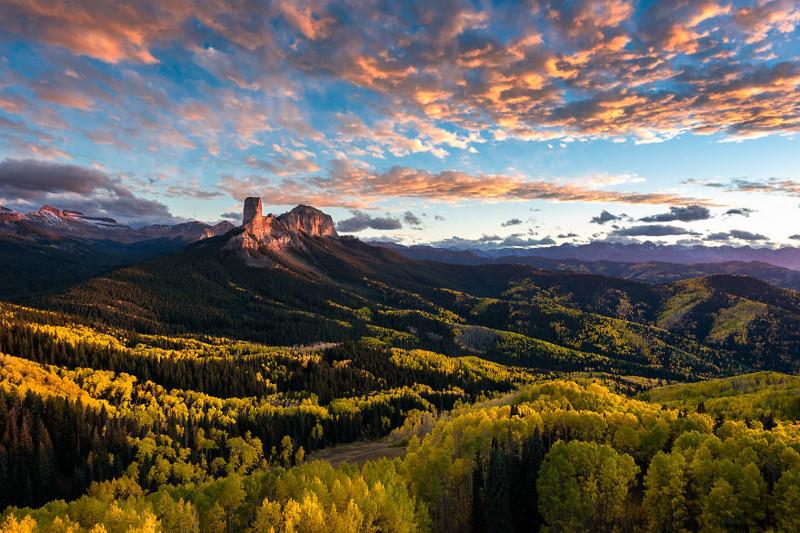 Колорадо Северная Америка, путешествие, фотография