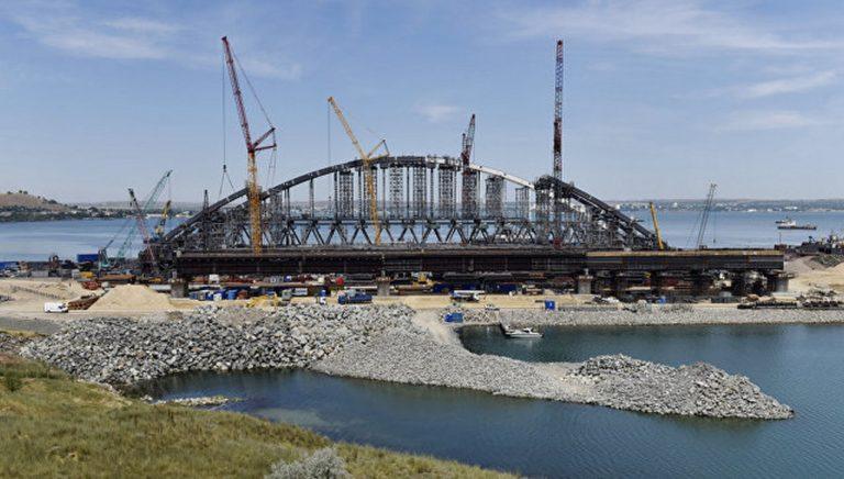 Куда Украине ещё пожаловаться на Керченский мост?