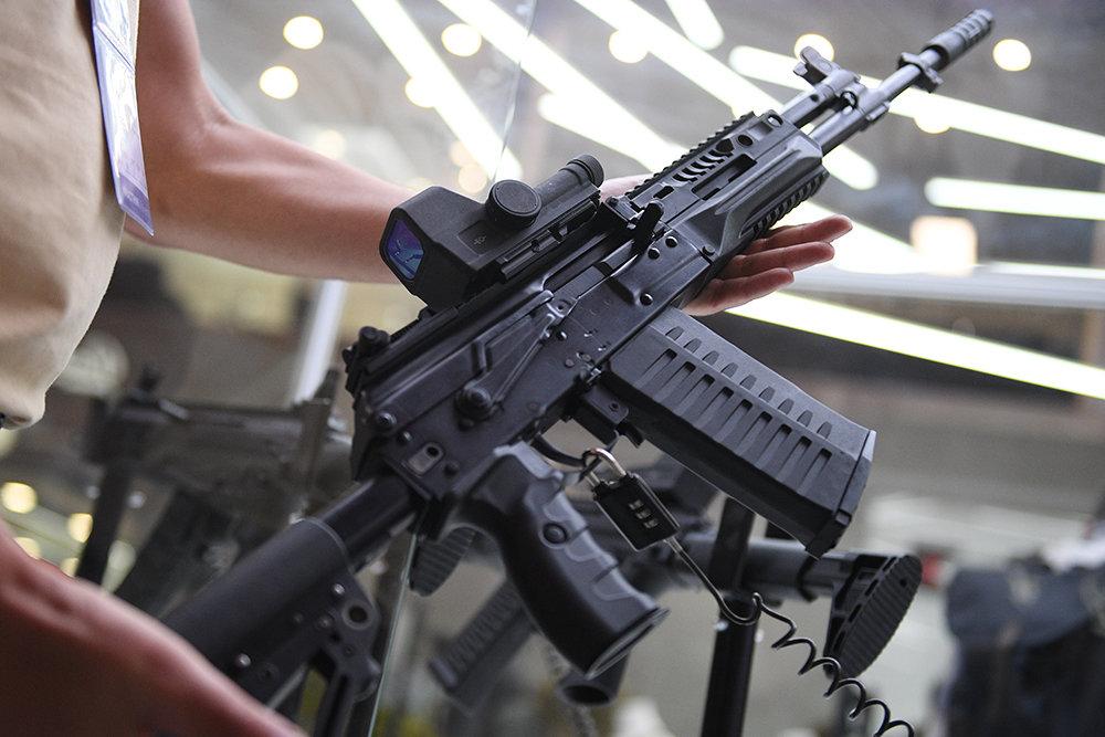 Самый амбициозный: National Interest оценил новый автомат АК-308
