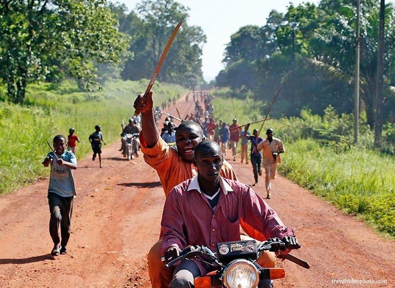 Самые опасные для посещения страны Африки