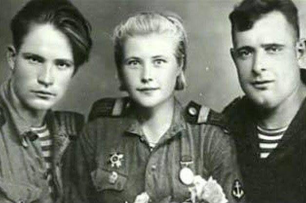 девушки, истории, интересное, фото, факты, защищать Россию, катюша
