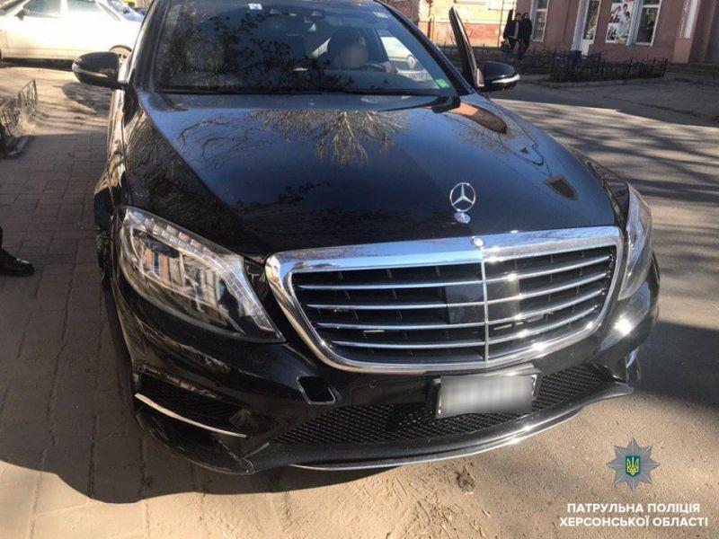 История одного Mercedes'а: украли в Швейцарии, нашли в Одессе и... отпустили?