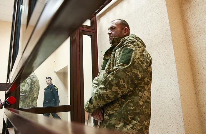 ФСБ просит закрыть процесс по делу украинских моряков, задержанных в Керченском проливе