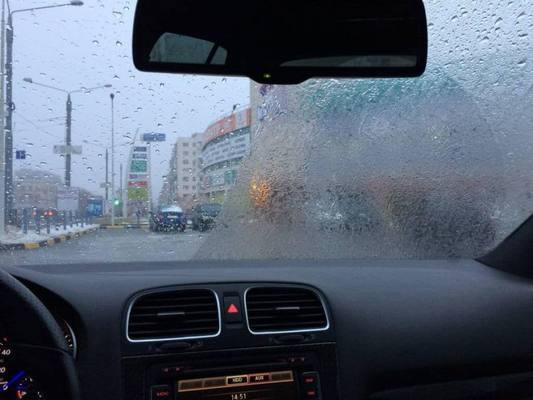 Как сделать «антидождь» для …