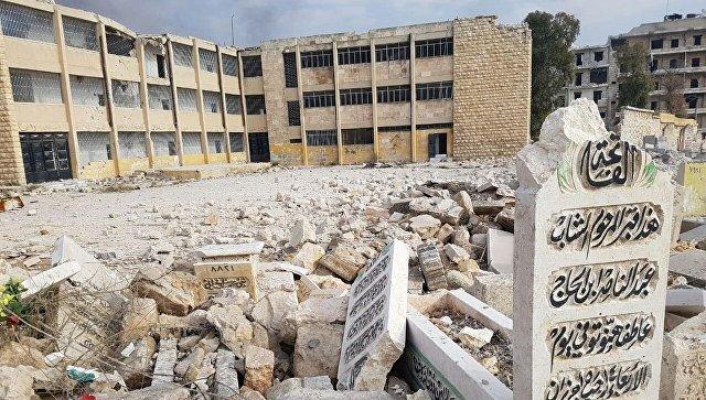 Новости Сирии. Сегодня 21 декабря 2016