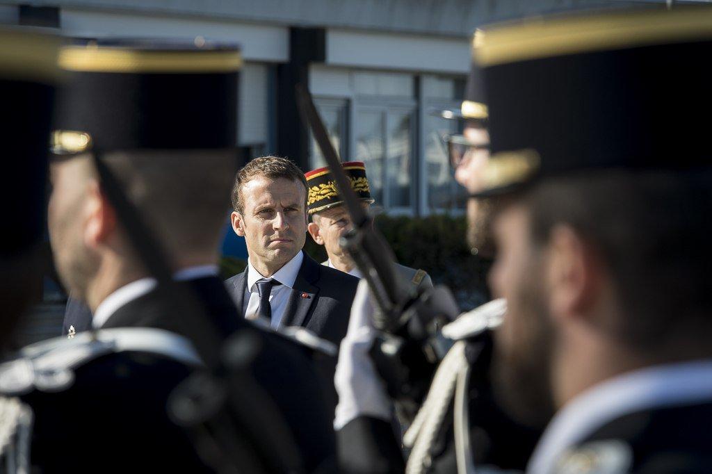 Новые подробности о французских ядерных силах