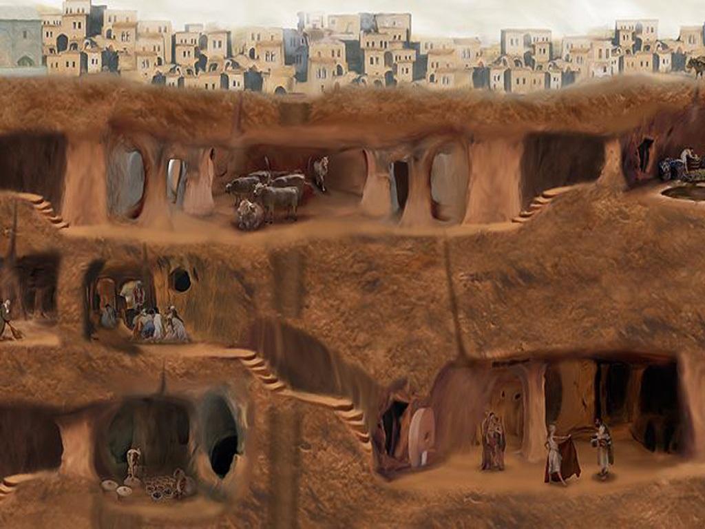 Картинки по запросу подземные города
