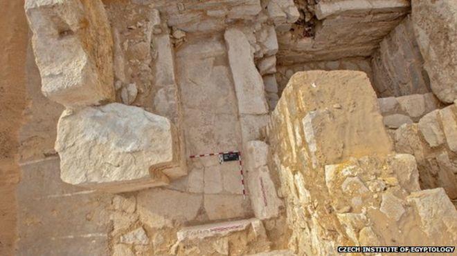 В Египте нашли гробницу цари…