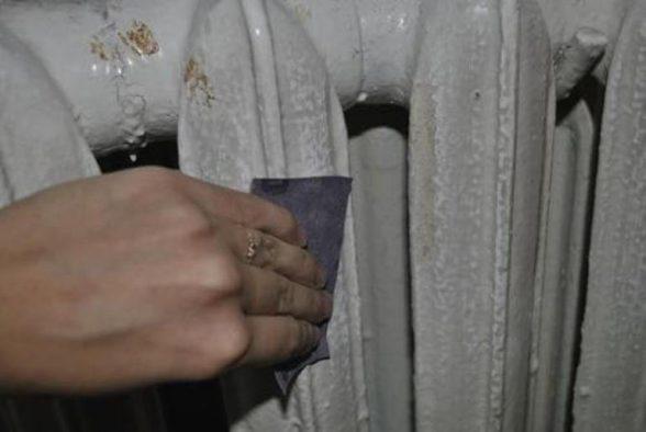 Обычная салфетка и клей ПВА могут превратить батарею в настоящее произведение искусства