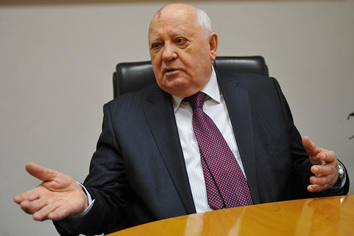Вот как заговорил Горбачев: Новый Союз может быть. В прежних границах и с тем же составом. Добровольно